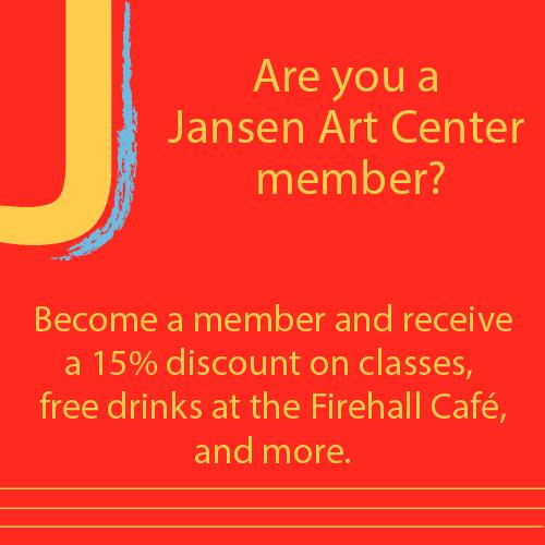 Jansen Art Center membership